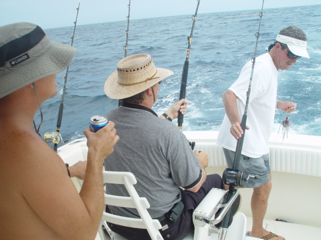 Deep Sea Fishing 2004 Mike And Kate Tv
