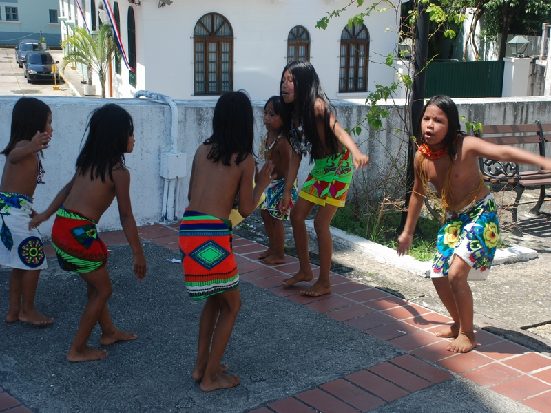 Are One Of The Many Tribes Panama They Onlytopless Tribe